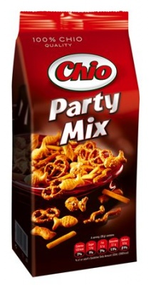 "Kréker, 200 g, CHIO ""Party Mix"", sós"